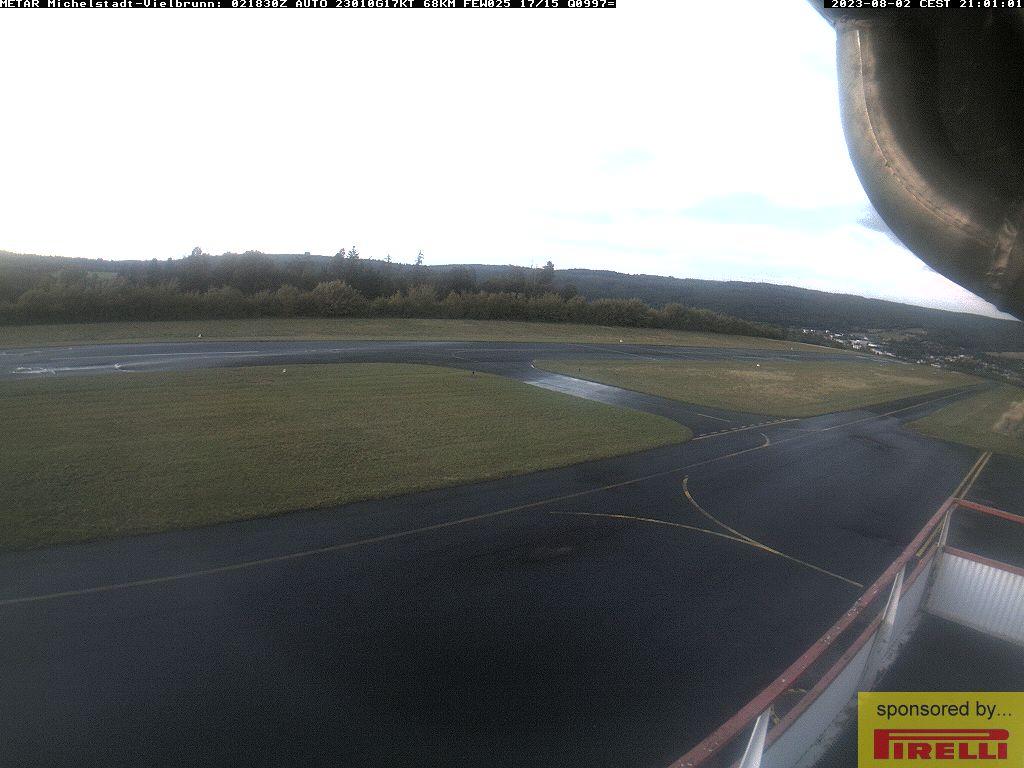 Michelstadt-Flugplatz Wettercam